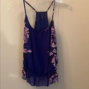 Guess floral cami
